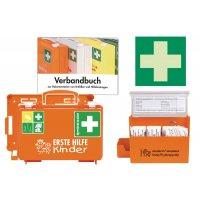 Erste-Hilfe-Koffer-Set für Kindergärten