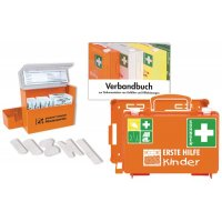 Erste-Hilfe-Koffer-Set für Schulen