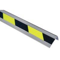 Antirutsch-Treppenkantenprofile, langnachleuchtend, Easy Clean, R10