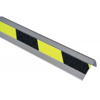 Antirutsch-Treppenkantenprofile, langnachleuchtend, R13