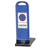 Parkverbot Ladezone – Parkbaken, mobil