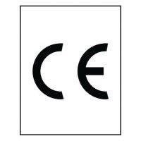 CE-Etiketten, rechteckig