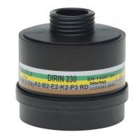 Filter für Panorama-Vollmasken, EN 136