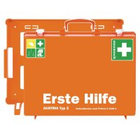SÖHNGEN Erste-Hilfe-Koffer, ÖNORM Z1020 Typ 2