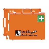 """SÖHNGEN Erste-Hilfe-Koffer """"Spezial"""" und Nachfüllpackungen für Metallverarbeitung, DIN 13157"""