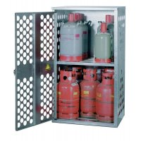 asecos Sicherheitsschränke für Flüssiggasflaschen