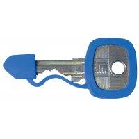 Kennringe für Schlüssel mit Schutzkappe, universal