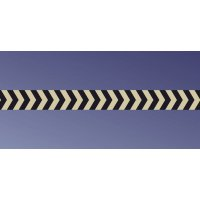 Everglow® Warnprofil - Fluchtwegkennzeichnung, bodennah, langnachleuchtend
