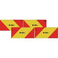 LKW Heckmarkierungen für Zugfahrzeug, ECE 70