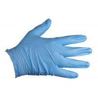 Nitril-Einmalhandschuhe, gepudert
