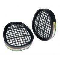 Doppelfilter-Halbmasken und Filter, Standard, EN 140