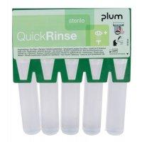 PLUM Augenspül-Ampullen für Augen-Notfall-Boxen