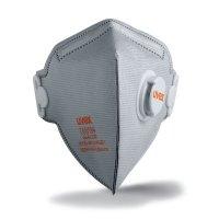 uvex Einweg-Faltmasken, FFP1/FFP2/FFP3, mit Nasenclip, EN 149