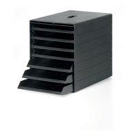 Schubladenboxen mit Staubschutz