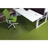 Bodenschutzmatten, robust, recyclebar, eckig