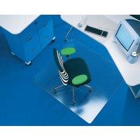 Antistatik-Bürostuhlunterlagen, rechteckig
