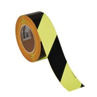 EverGlow® Warnbänder, tagesfluoreszierend und langnachleuchtend