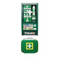 Cederroth Erste-Hilfe-Station, Set, DIN 13157