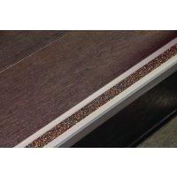 Antirutsch-Treppenkantenprofile, Glitzerfarben, R13