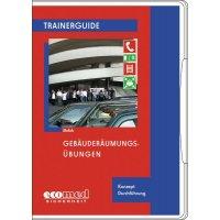 """Handbuch und CD-ROM """"Gebäuderäumungsübungen"""" für Arbeitssicherheit und Gesundheitsschutz"""