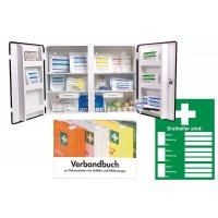 Erste-Hilfe-Schrank-Sets nach DIN 13169