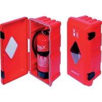 Feuerlöscher-Schutzbox, stabil