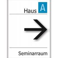 Wegweiser - Alu-Design-Beschilderungssysteme