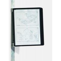 Sichttafel-System für 5 Tafeln, magnetisch