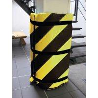 Pfosten- und Säulenschutzmatten