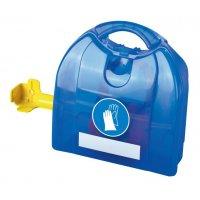 Handschutz benutzen - PSA-Koffer, mobil