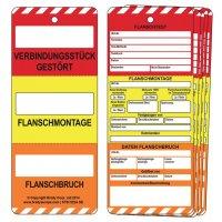 Scafftag® Flanschanhänger, dreiteilig