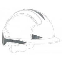 Aufkleber-Kits CR2™ für JSP® Komfort-Schutzhelme