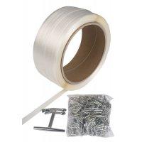 Umreifungsbänder aus Polyester, Express-Kits