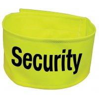 "Warnbinden ""Security"", fluoreszierend"