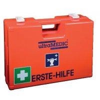 """Erste-Hilfe-Koffer """"Basic"""" für Werkstätten, DIN 13157"""