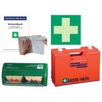 """Erste-Hilfe-Koffer """"Basic"""" Grundset, DIN 13157"""