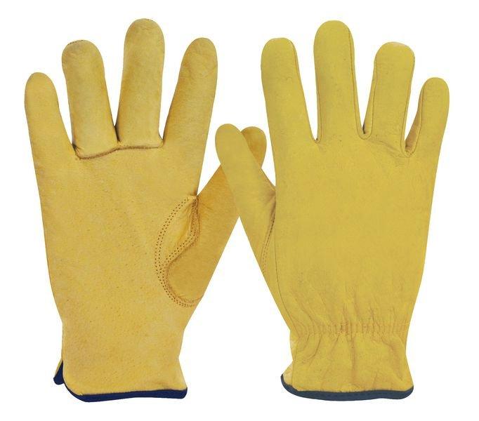 Rindnappaleder-Handschuhe