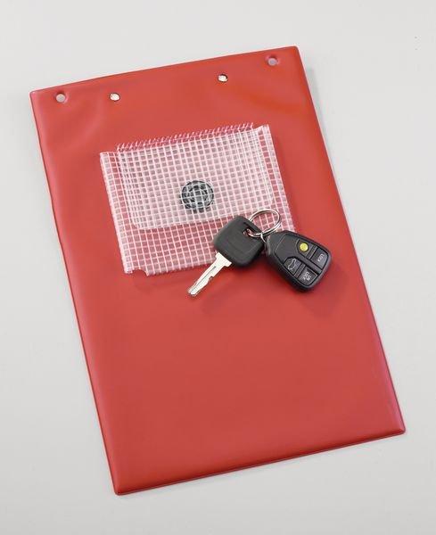 Klemmbretter mit Schutztasche