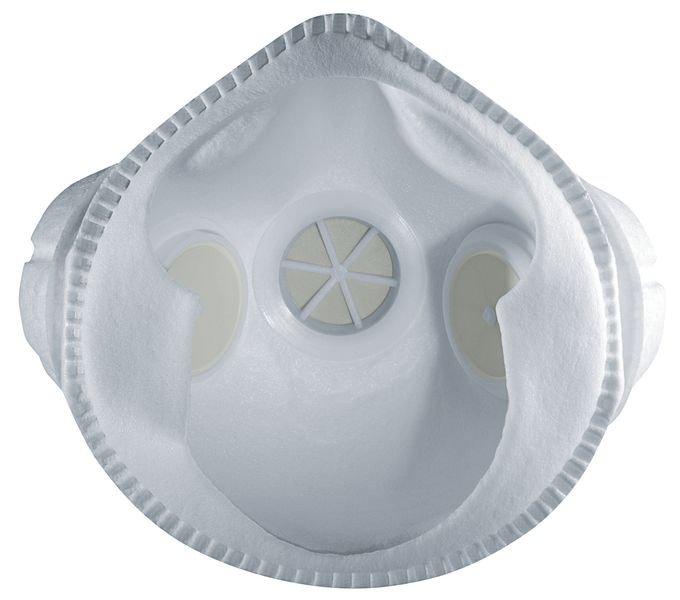 uvex Einweg-Halbmasken mit Dreifachfilter, EN 149
