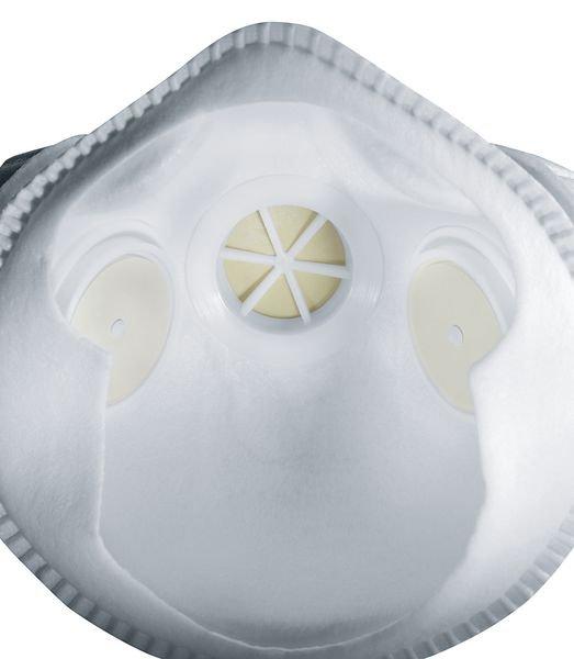 uvex Einweg-Halbmasken mit Dreifachfilter, EN 149 - Persönliche Schutzausrüstung