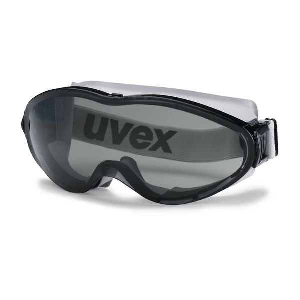 uvex Vollsichtbrillen mit Kopfband, Klasse FSB, EN 172