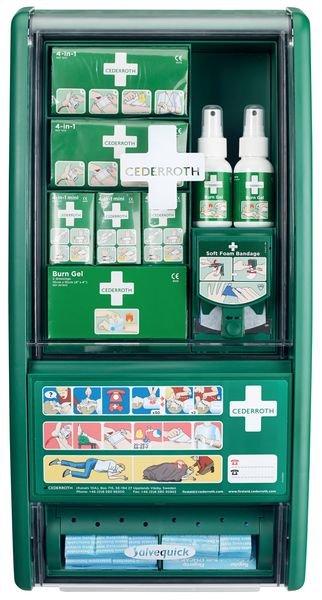 Cederroth Erste-Hilfe-Brandwundenstation - Erste Hilfe und Hygiene
