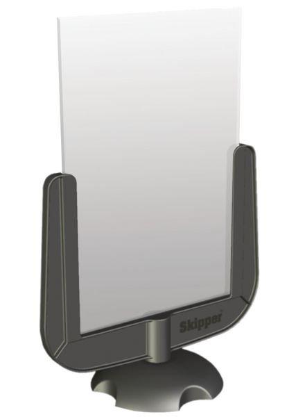 Schilderhalter DIN A4 für Skipper™ Absperrsysteme