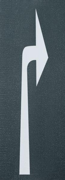 Abbiegepfeile rechts – PREMARK Straßenmarkierungen, Symbole