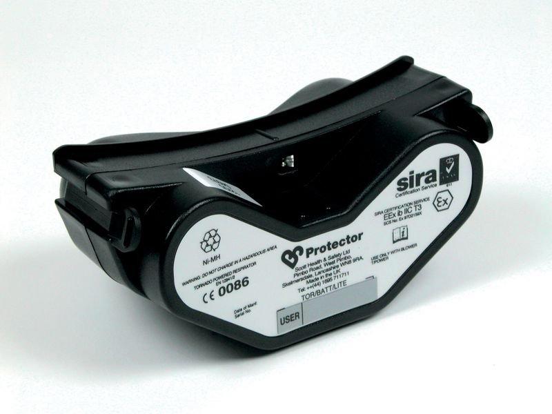 NiMH-Akku für TORNADO Gebläse-Atemschutzsysteme