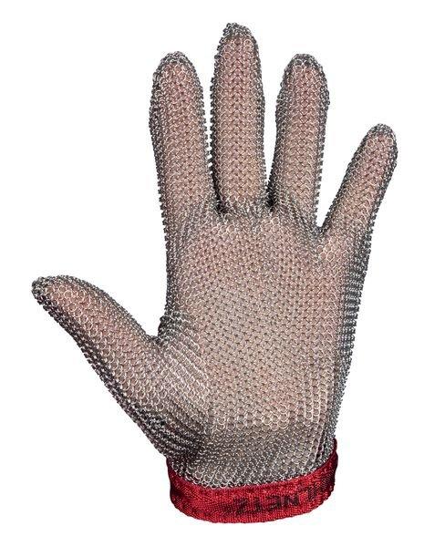 Stechschutz-Handschuhe, Edelstahl