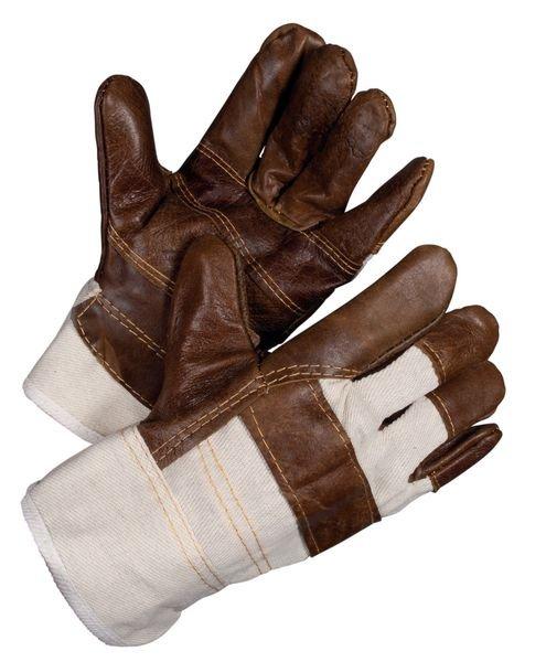 Rindvollleder-Handschuhe