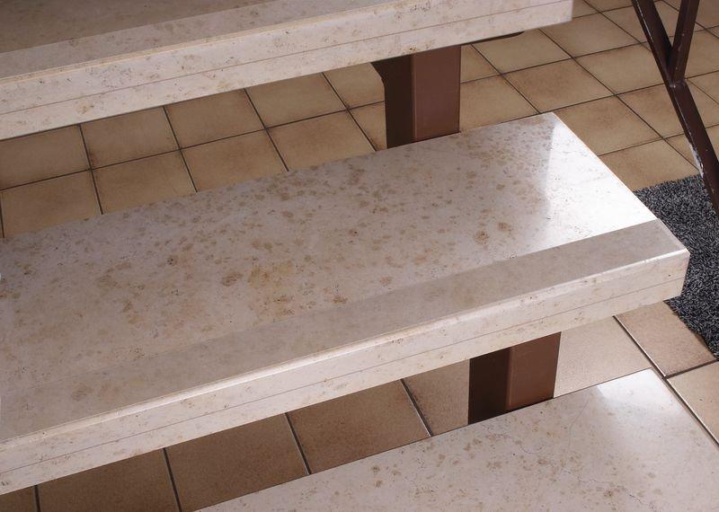 Antirutsch-Beläge, transparent, Diagonalstreifen, R13 gemäß DIN 51130/ASR A1.5/1,2 - Antirutschprodukte