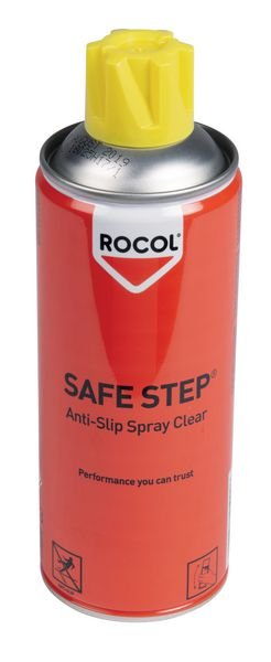 Antirutsch-Spray, transparent, R11 gemäß DIN 51130/ASR A1.5/1,2