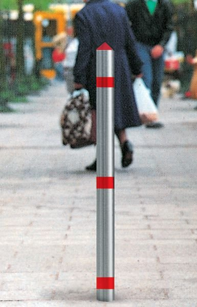 Feuerwehrdreikantschlüssel für Absperrpfosten - Absperrpfosten und Absperrketten